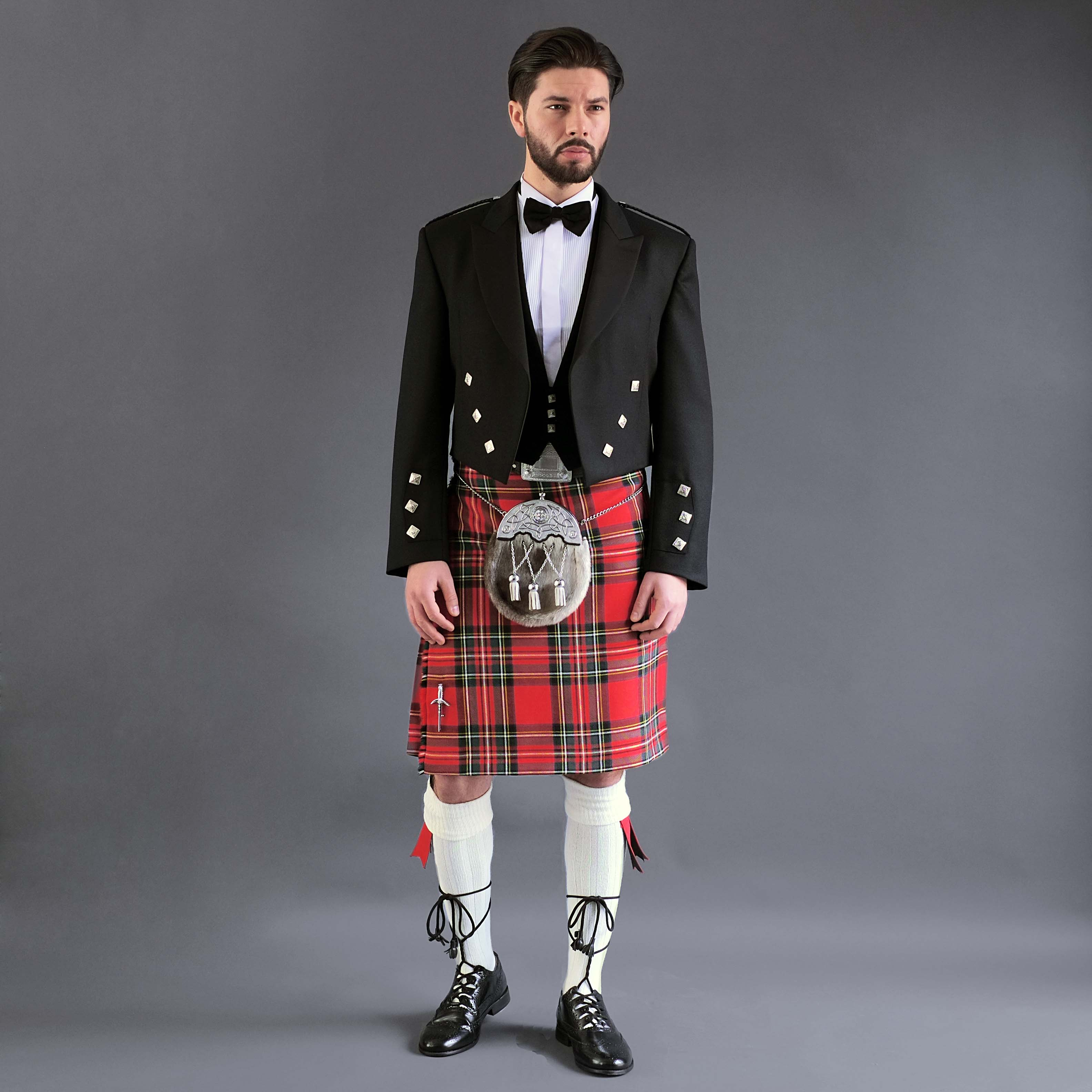 kilt hire in london highland store