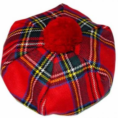 Children's Tartan Tam- Royal Stewart