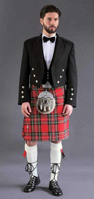 Classic Highlandwear Outfit