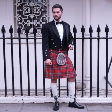 Prince Charlie Outfit