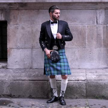 Super Deluxe Prince Charlie Outfit