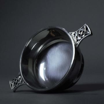Pewter Quaich 3.5 inches