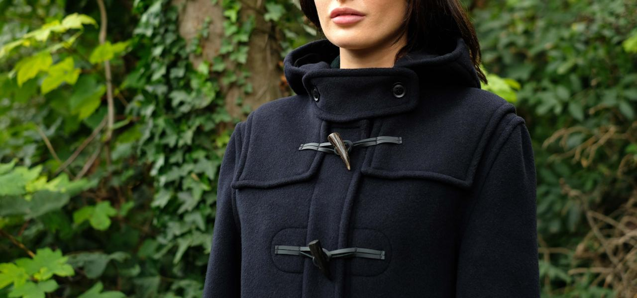 Oxford Raincoat in Olive   Highland Store